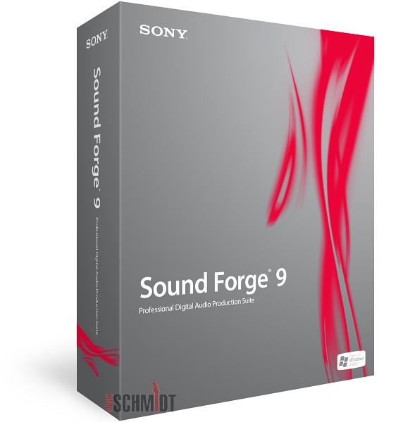 Sound Forge 9.0 Rus + Crack.